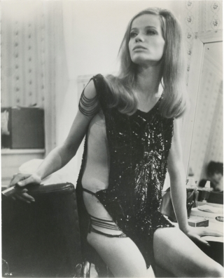 Blow-Up (Original photograph of Veruschka from the 1966 film). Michelangelo Antonioni, Julio...