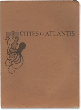 Warlords of the Deep [7 Cities to Atlantis] (Original screenplay for the 1978 film). Kevin...