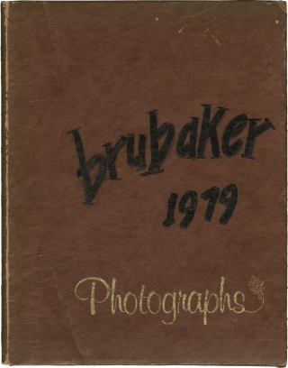 Brubaker (Vernacular photo album and scrapbook documenting the 1980 film). Stuart Rosenberg, W....