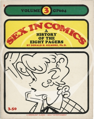 Sex in Comics: A History of the Eight Pagers