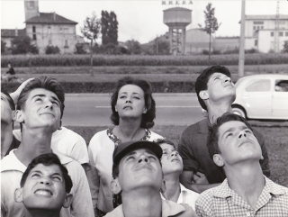 La Notte (Original photograph from the 1961 Italian film). Michelangelo Antonioni, Tonino Guerra...