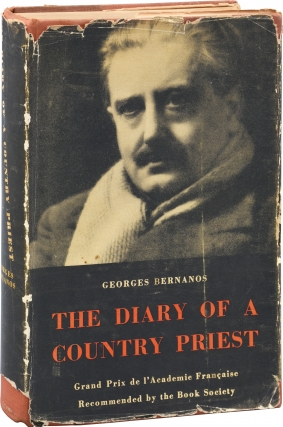 The Diary of a Country Priest (First Edition). Georges Bernanos, Pamela Morris, author, translation