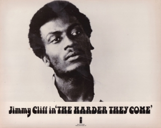 The Harder They Come (Collection of three original photographs from the 1972 film). Jimmy Cliff,...