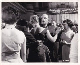 A Kind of Loving (Original photograph from the set of the 1962 British film). John Schlesinger,...
