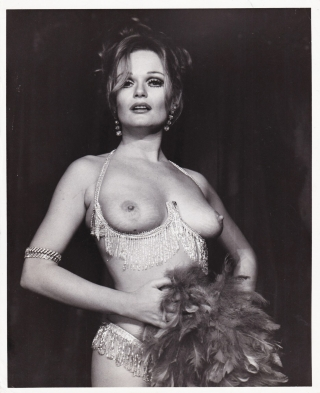 Lenny (Original photograph of Valerie Perrine from the 1974 film). Bob Fosse, Julian Barry,...
