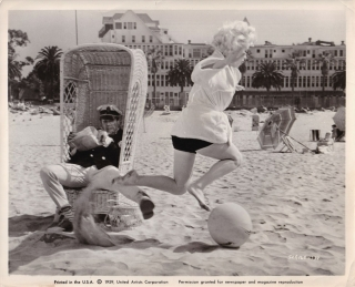 Some Like It Hot (Original photograph of Marilyn Monroe and Tony Curtis from the 1959 film)....