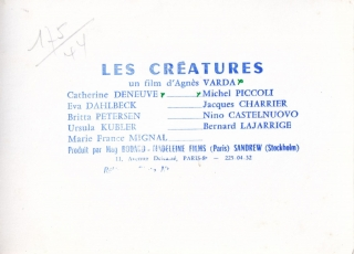 Les Creatures [The Creatures]