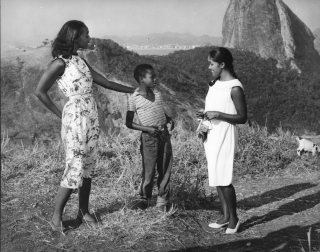 Orfeo Negro [Black Orpheus] (Collection of four original photographs from the 1959 film). Marcel...