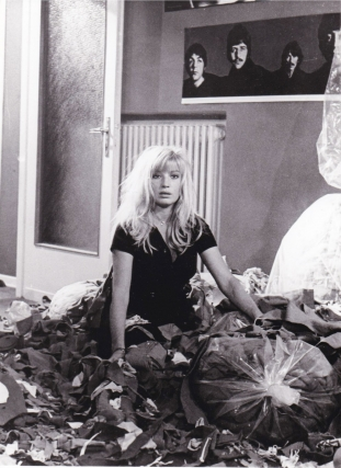 Gli Ordini sono Ordini (Original photograph of Monica Vitti from the 1972 Italian film). Franco...