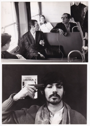 La Chinoise (Collection of five original photographs from the 1968 film). Jean-Luc Godard, Fyodor...