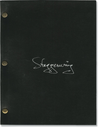 Staggerwing (Original screenplay for an unproduced film). Harry Minetree, screenwriter