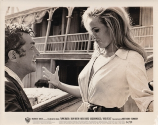4 [Four] for Texas [Two for Texas] (Original photograph of Dean Martin and Ursula Andress from...