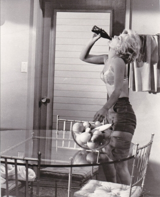 Bachelor Flat (Original photograph of Tuesday Weld from the 1961 film). Frank Tashlin, Budd...