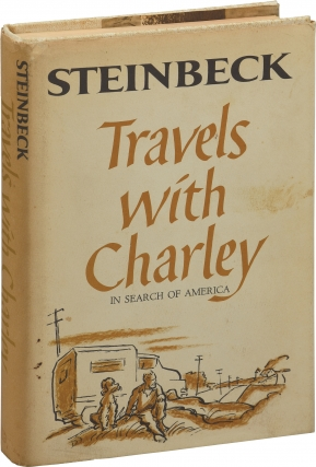 Travels with Charley: In Search of America (First Edition). John Steinbeck