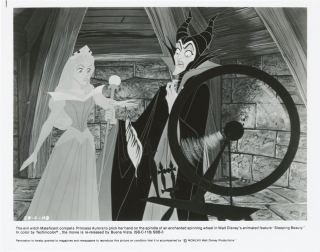 Sleeping Beauty (Collection of five photographs from the 1979 rerelease of the 1959 film). Walt...