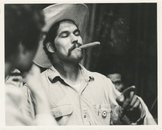 Collection of seven original photographs from El Teatro Campesino, circa 1960s