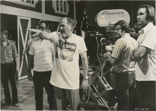 Nashville (Original photograph of Robert Altman from the set of the 1975 film). Robert Altman,...