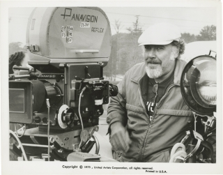 Thieves Like Us (Original photograph of Robert Altman from the set of the 1974 film). Robert...
