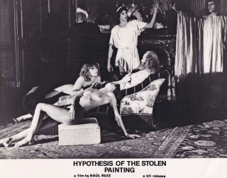 The] Hypothesis of the Stolen Painting (Original photograph from the UK release of the 1978...