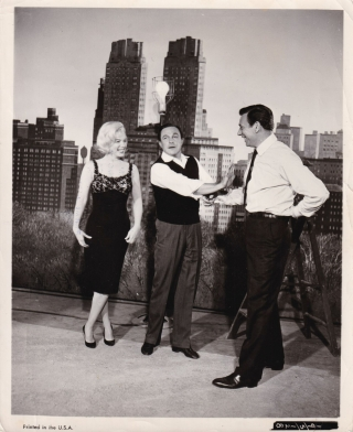 Let's Make Love (Original photograph of Gene Kelly, Yves Montand, and Marilyn Monroe from the...