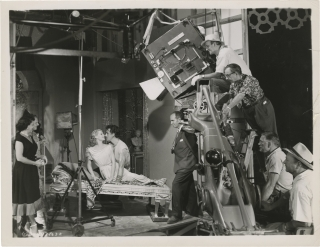 Salome (Original photograph from the set of the 1953 film). William Dieterle, Irving Lippman,...