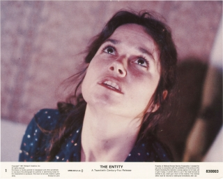 The Entity (Complete set of eight original color photographs from the 1983 film). Sydney J....