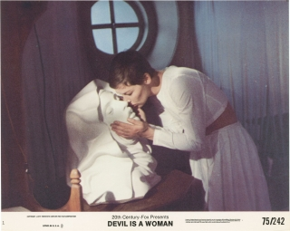 The Devil is a Woman [Il Sorriso del Grande Tentatore] (Complete set of eight original color...