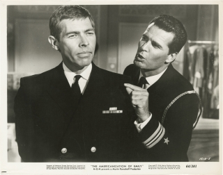 The Americanization of Emily (Collection of eight original photographs from the 1964 film)....