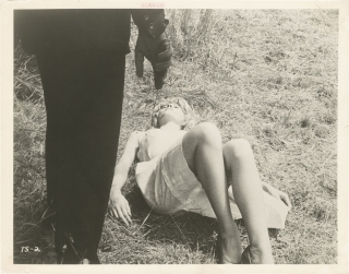 The Seducers (Collection of eight original photographs from the 1962 film). Graeme Ferguson,...
