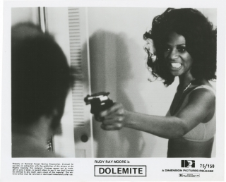 Dolemite (Collection of seven original photographs from the 1975 film). D'Urville Martin, Jerry...