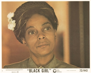 Black Girl (Complete set of eight original color photographs from the 1972 film). Ossie Davis, J...