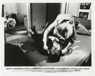 Black Eye (Collection of nine original photographs from the 1974 film). Jack Arnold, Jeff Jacks,...