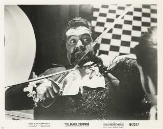 The Black Torment (Collection of eight original photographs from the US release of the 1964...