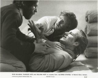 Altered States (Collection of ten original photographs from the 1980 film). Ken Russell, Paddy...