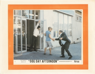 Dog Day Afternoon (Original color still photograph from the 1975 film). Sidney Lumet, Patrick...