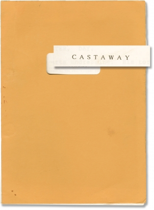 Castaway (Original screenplay for the 1986 film). Nicolas Roeg, Lucy Irvine, Allan Scott, Amanda...
