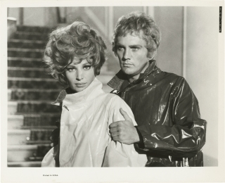 Modesty Blaise (Collection of nine original photographs from the 1966 film). Joseph Losey, Jim...