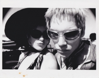 Velvet Goldmine (Original photograph of Jonathan Rhys Meyers and Toni Collette from the 1998...