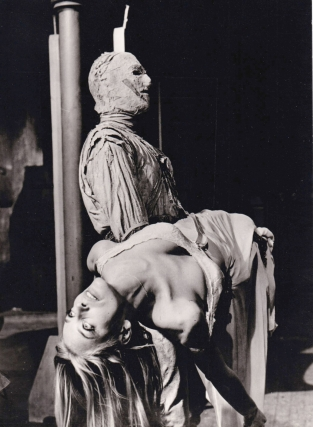 The Mummy's Shroud (Original photograph from the 1967 film). John Gilling, Anthony Hinds, John...