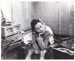 Lady Sings the Blues (Original photograph of Diana Ross from the 1972 film). Sidney J. Furie,...