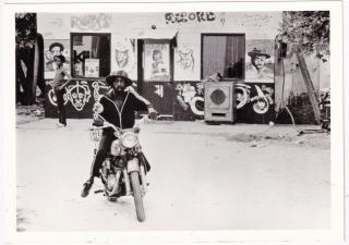 Rockers (Collection of three original photographs from the 1978 film). Ted Bafaloukos, Richard...