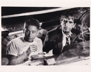 Repo Man (Collection of six original photographs from the 1984 film). Alex Cox, Harry Dean...