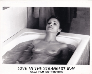 Elles n'oublient jamais [Love in the Strangest Way] (Original photograph of Nadia Fares from the...