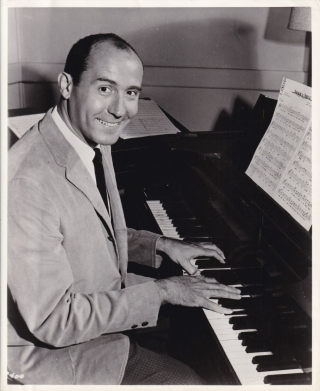 Bachelor in Paradise (Original photograph of Henry Mancini from the 1961 film). Jack Arnold, Hal...