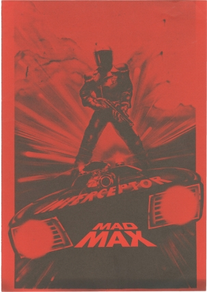 Mad Max (Original press kit for the French release of the 1979 Australian film). George Miller,...