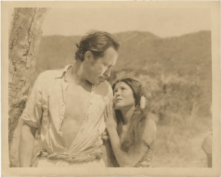 White Shadows in the South Seas (Archive of 94 original photographs from the 1928 film). W. S....