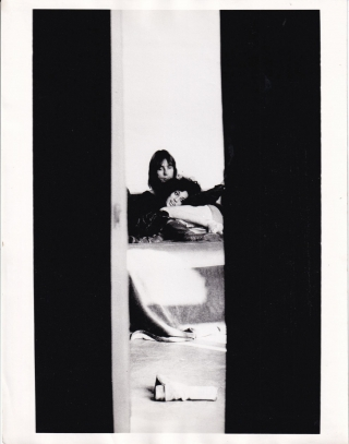 Double Pisces, Scorpio Rising (Two original photographs from the 1970 film). Dick Fontaine, Mike...