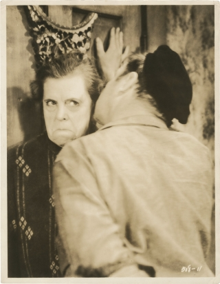 Min and Bill (Two oversize original photographs from the 1930 film). George W. Hill, Lorna Moon,...