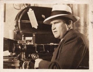 Breaking the Ice (Original photograph of Eddie Cline on the set of the 1938 film). Eddie Cline,...