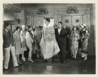 Sugar Daddies (Collection of 9 original photographs from the 1927 film). Stan Laurel, Oliver...